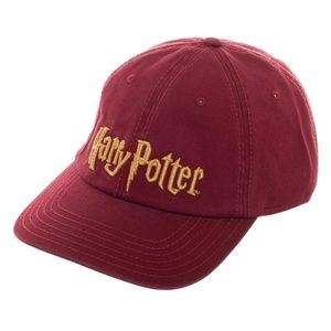 Adult Harry Potter Adjustable Hat Dad Style Cap